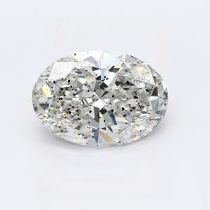 Oval 1.53 carat G I1 Photo