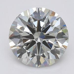 Round 1.60 carat I VS2 Photo