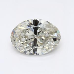 Oval 1.01 carat I VS1 Photo