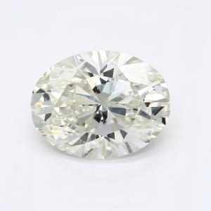 Oval 1.00 carat I VS1 Photo