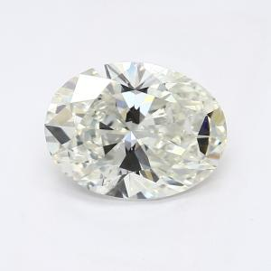 Oval 1.00 carat I VS2 Photo