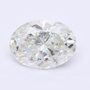 Oval 2.05 carat I SI1 Photo