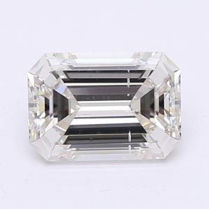 Emerald 1.58 carat H SI1 Photo