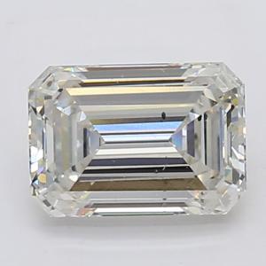 Emerald 1.52 carat H SI1 Photo