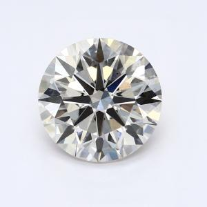 Round 1.50 carat I SI1 Photo