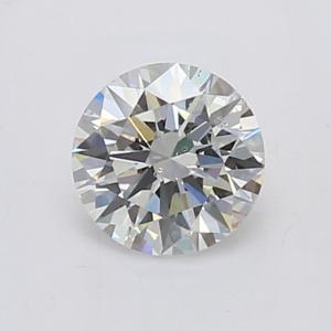 Round 0.62 carat G SI1 Photo