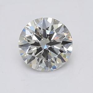 Round 0.61 carat I VS2 Photo