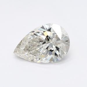 Pear 0.90 carat H VS1 Photo