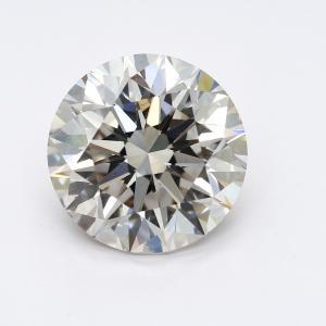 Round 3.01 carat I VS1 Photo