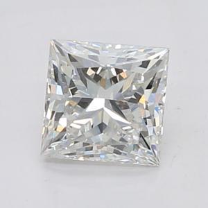 Princess 1.02 carat G VS1 Photo