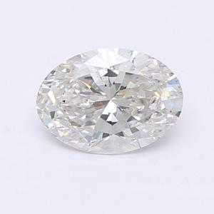 Oval 1.02 carat H SI1 Photo