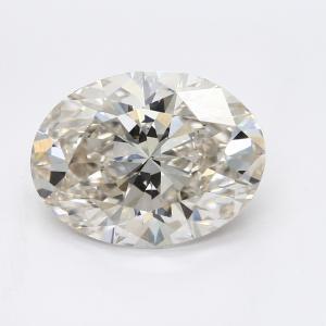 Oval 2.01 carat I VS1 Photo