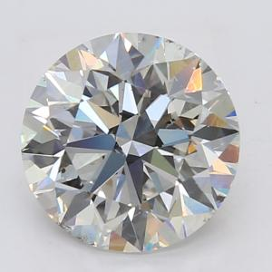 Round 3.00 carat G SI1 Photo
