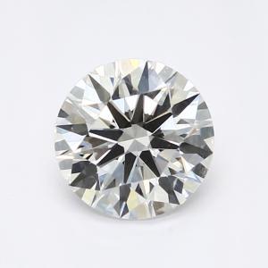Round 0.60 carat G VVS2 Photo