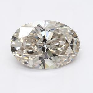 Oval 1.55 carat J SI1 Photo