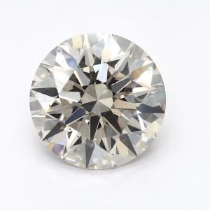 Round 3.06 carat I SI1 Photo