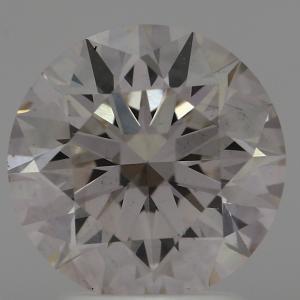 Round 2.40 carat I VS2 Photo