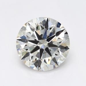 Round 0.75 carat I VS1 Photo