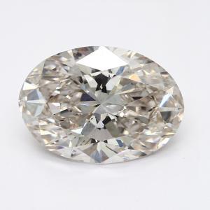 Oval 1.57 carat I SI1 Photo