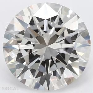 Round 1.72 carat I VS1 Photo