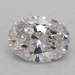 Oval 1.53 carat I SI1 Photo