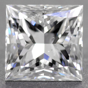 Princess 1.01 carat G SI1 Photo