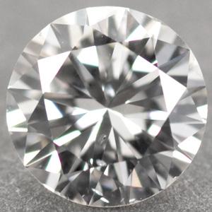Round 0.39 carat I SI1 Photo