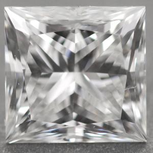 Princess 0.70 carat H VS2 Photo