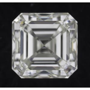 Asscher 0.90 carat J VS1 Photo