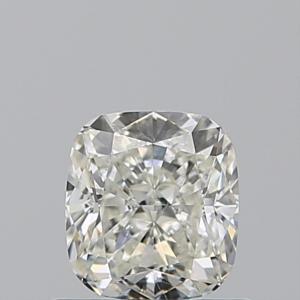 Cushion 0.71 carat J SI1 Photo