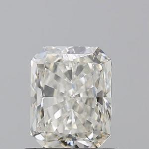 Radiant 1.01 carat J SI2 Photo