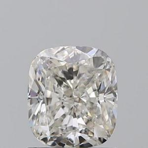 Cushion 1.01 carat I VS1 Photo