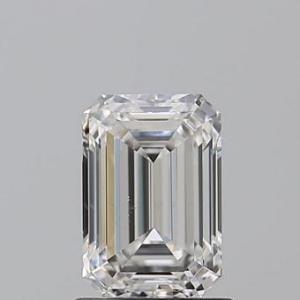Emerald 1.01 carat F SI1 Photo