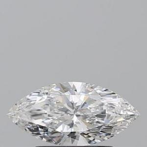 Marquise 0.70 carat D SI1 Photo