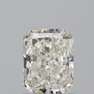 Radiant 1.02 carat J VVS2 Photo