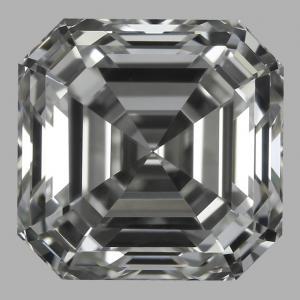 Asscher 1.03 carat I VVS2 Photo