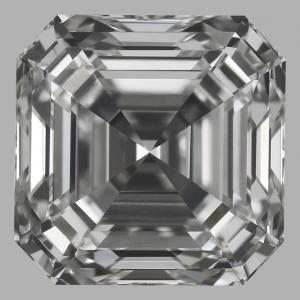 Asscher 1.01 carat G VS1 Photo