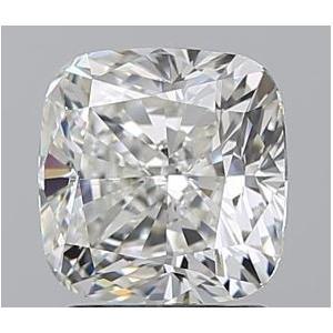 Cushion 2.01 carat I SI2 Photo