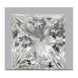 Princess 0.54 carat K VS1 Photo