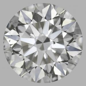 Round 1.60 carat G SI1 Photo