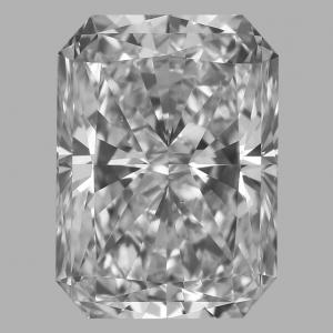 Radiant 0.55 carat D VS2 Photo