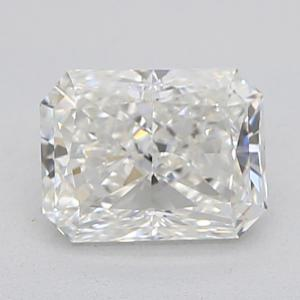 Radiant 0.50 carat G VS2 Photo