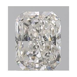 Radiant 1.52 carat H SI1 Photo