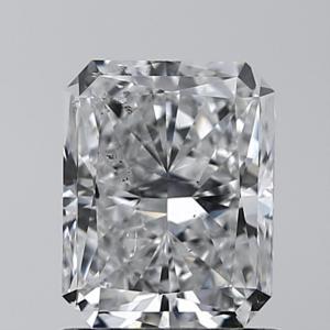 Radiant 1.01 carat E SI2 Photo
