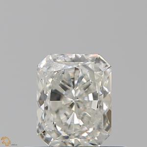 Radiant 0.51 carat I SI1 Photo