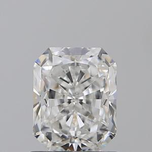 Radiant 1.01 carat F SI2 Photo