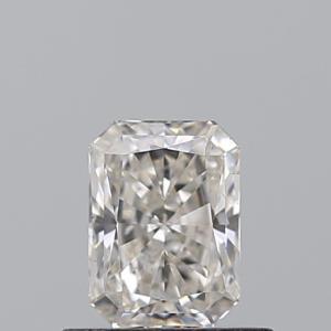 Radiant 0.52 carat I SI1 Photo