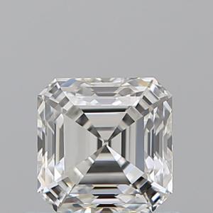 Asscher 0.70 carat G VVS1 Photo