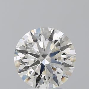 Round 2.50 carat I SI2 Photo