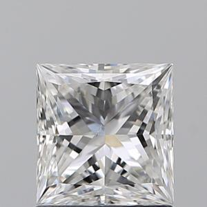 Princess 1.00 carat E VS2 Photo